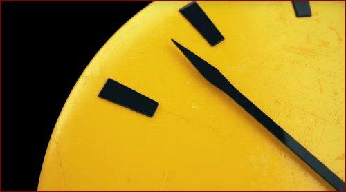 Horloge de la fin du monde