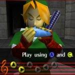 De la domotique avec l'ocarina de The Legend of Zelda: Ocarina of Time