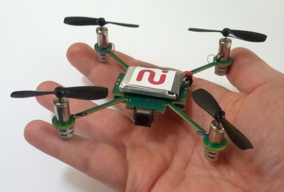 Always-Innovating-Tiny-MeCam-Quadrocopter