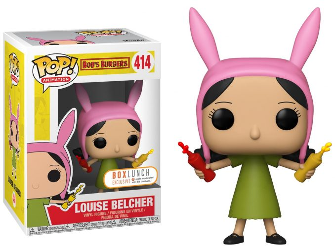 Hat Louise Without Her Belcher