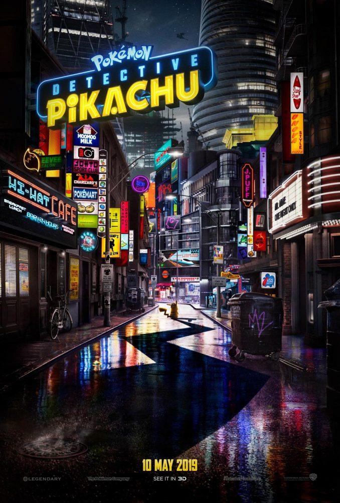 Pokmon Detective Pikachu Big Trailer