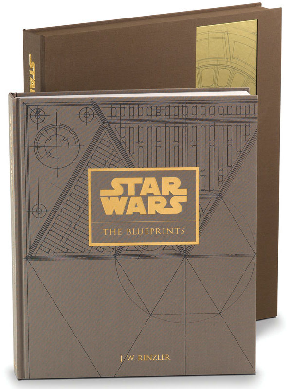 Star Wars: Inside the Production Archives: the Blueprints