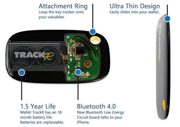 Wallet-TrackR
