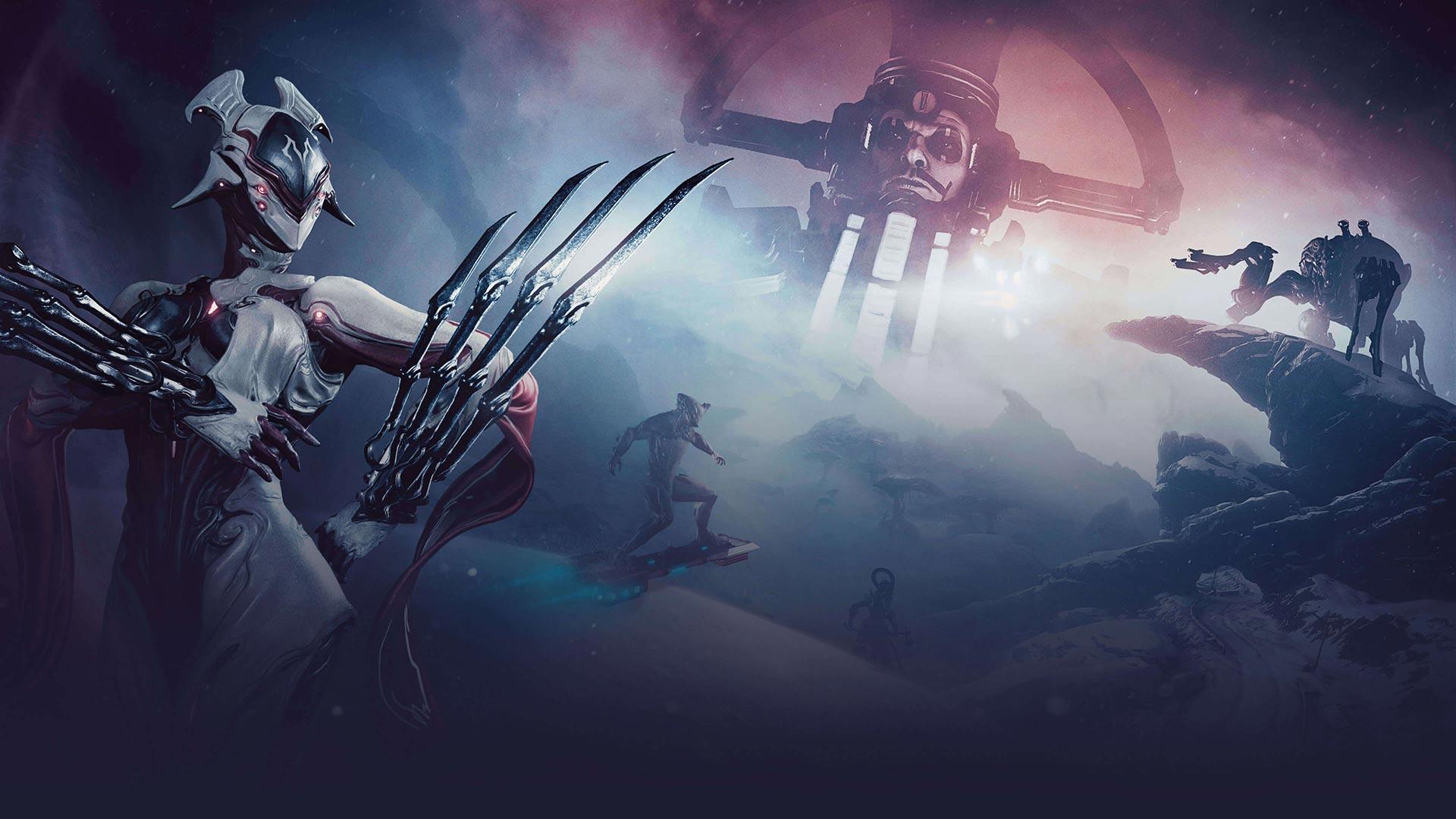 Warframe Fortuna Official Update Trailer