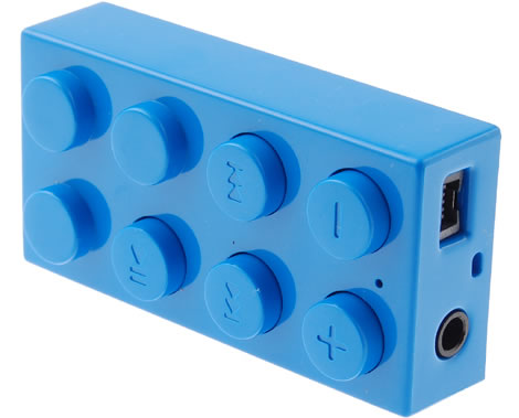LEGO-Style MP3 Player