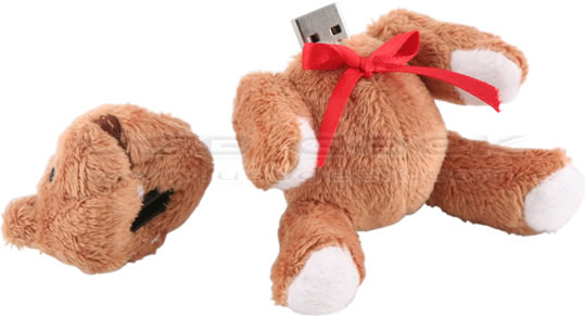 Teddy Bear USB Drive