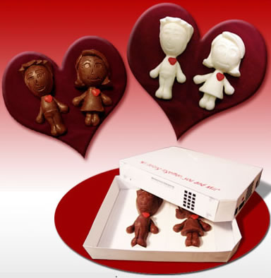 Valentines Day chocolates for the Nintendo players