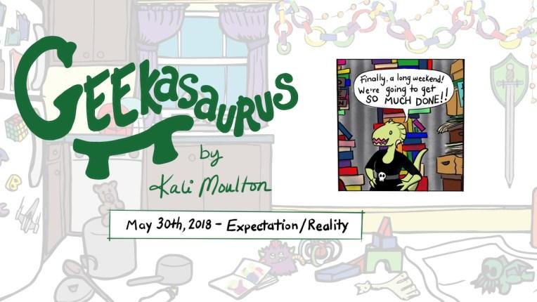 Expectation/Reality