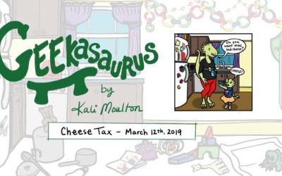 Cheese Tax