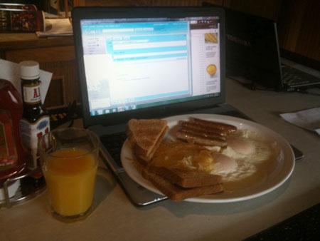 Geek Breakfast