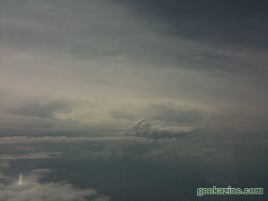 Spirit in the Clouds