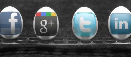 Social Media Eggs