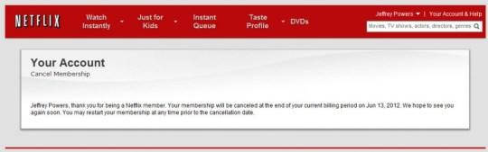 Cancel-Netflix