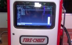 AMD Texaco Fire Chief MP3 Player Gas Pump
