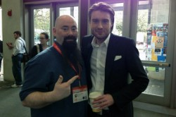 Pete Cashmore from Mashable