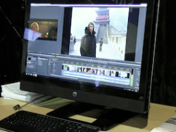 HP Z1 All in One Workstation for Video Production