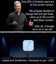 Apple Fail or Google Fail?