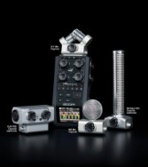 Zoom H6 with Accessories