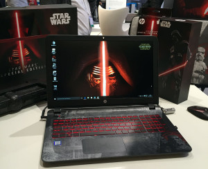 HP Special Edition Star Wars Laptop