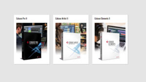 Cubase Line of Software
