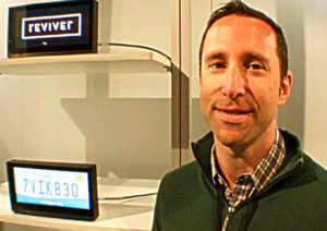 Scot Gensler of Reviver rplate