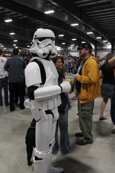 Notre visite au Comiccon d'Ottawa