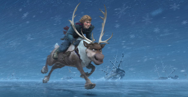 Frozen-Christof