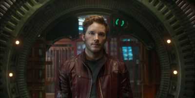 Chris Pratt is the star of Guardians of the Galaxy