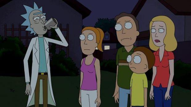 Rick and Morty Season 1, Episode 7