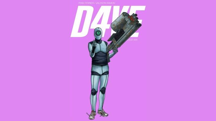 D4VE #5 Banner