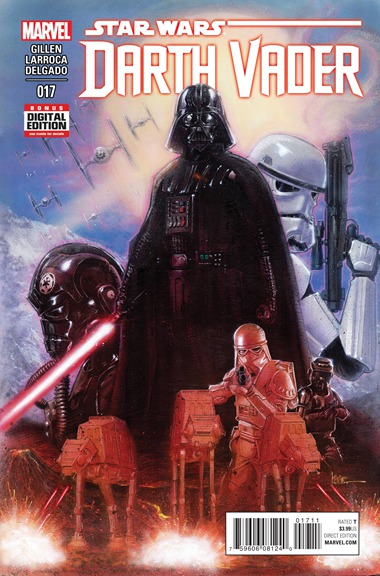 Vader Cover