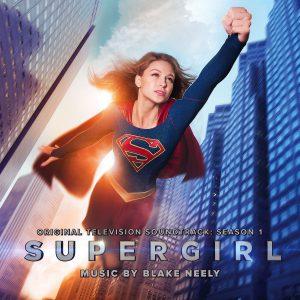 Supergirl S1 Score