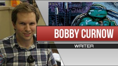 Photo of Interviews – Bobby Curnow – Totally Tubular TMNT Edition