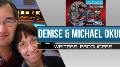 Photo of Future Imperfect – Interviews – Denise & Michael Okuda