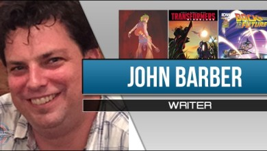 Photo of Interviews – John Barber – IDW Publishing – Truly Outrageous Transformers