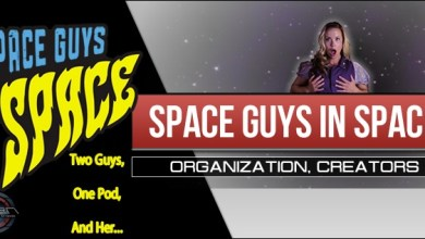 Photo of Interviews – Space Guys In Space