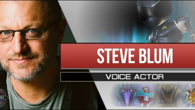 Photo of Interviews – Steve Blum