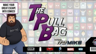 Photo of The Pull Bag – Origins – TV's Mr. Neil