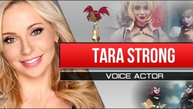 Photo of Interviews – Tara Strong – Playing Harley Quinn