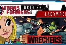 Photo of All Things Transformers – Origins of LadyWreck