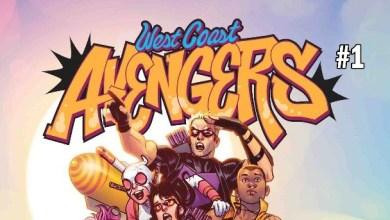 Photo of Kelly Thompson and Stefano Caselli Bring The Band Back Together in WEST COAST AVENGERS!