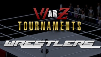 Photo of WarZ Tournament – Wrestling Tag Teams – Round 2