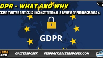 Photo of What Is GDPR & Why It Matters and Blocking Twitter Critics Is Unconstitutional