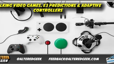 Photo of Talking Video Games, E3 Predictions & Adaptive Controllers