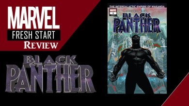 Photo of Marvel Refresh Review: Black Panther #1