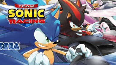 Photo of Team Sonic Racing (TM) Comic Book Drifts Into Your Local Comic Shop in October