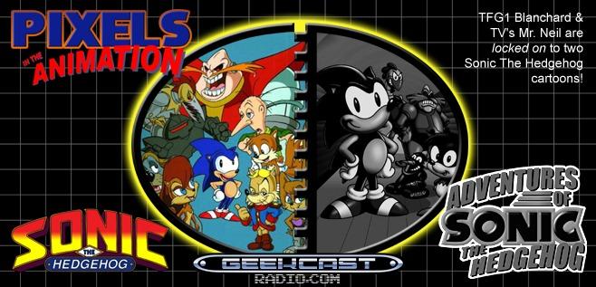 PITA - EP 72 - Sonic the Hedgehog - EPS 05-07 - Super Sonic | The