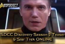 Photo of SDCC Discovery Season 2 Teaser & Discovery Joins Star Trek ONLINE