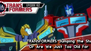 Photo of TRANSFORMERS Jumping the Shark Or Are We Just Too Old For It?