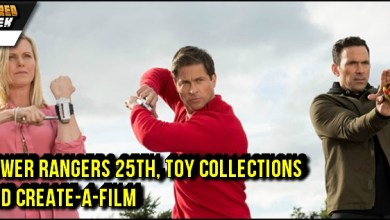 Photo of Power Rangers 25th, Toy Collections And Create-A-Film